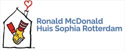 Ronald McDonald huis in Rotterdam